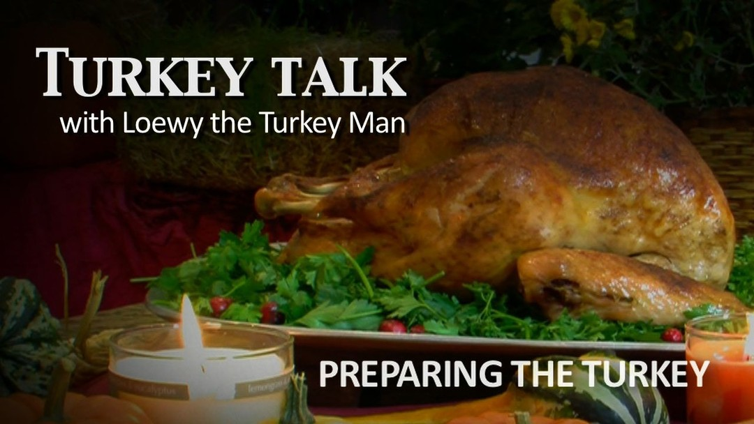 How to Prepare a Turkey #3